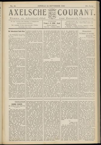 Axelsche Courant 1940-09-24