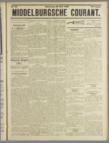 Middelburgsche Courant 1927-05-23