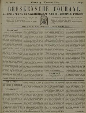Breskensche Courant 1908-02-05