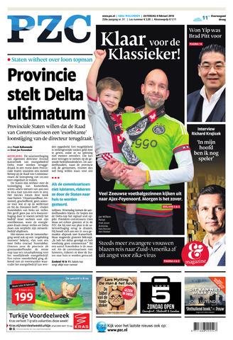 Provinciale Zeeuwse Courant 2016-02-06