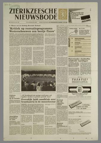 Zierikzeesche Nieuwsbode 1991-07-26