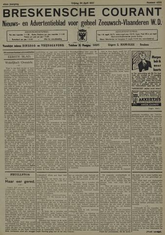 Breskensche Courant 1937-04-30