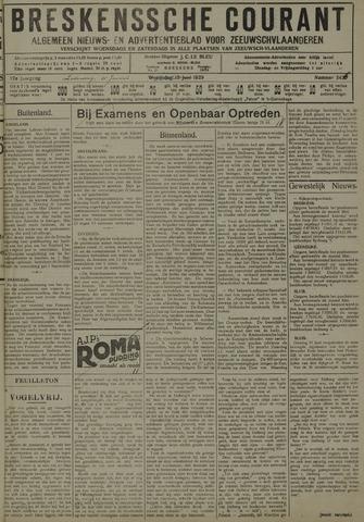 Breskensche Courant 1929-06-15