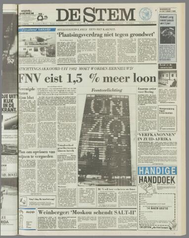 de Stem 1985-10-23
