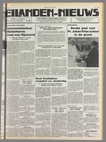 Eilanden-nieuws. Christelijk streekblad op gereformeerde grondslag 1975-11-11