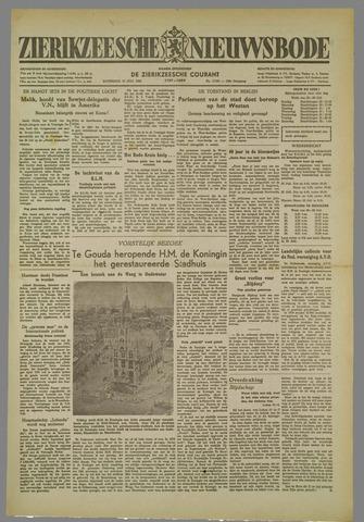 Zierikzeesche Nieuwsbode 1952-07-19