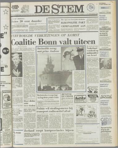 de Stem 1982-09-18