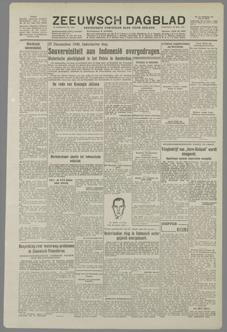 Zeeuwsch Dagblad 1949-12-28