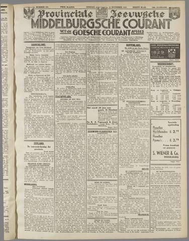 Middelburgsche Courant 1937-11-23