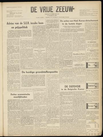 de Vrije Zeeuw 1951-02-23