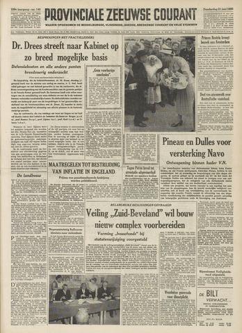 Provinciale Zeeuwse Courant 1956-06-21