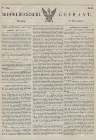 Middelburgsche Courant 1866-12-18