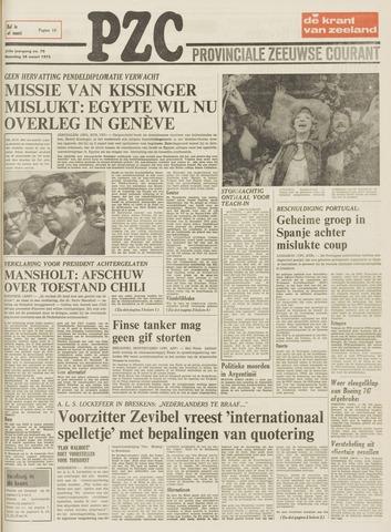Provinciale Zeeuwse Courant 1975-03-24