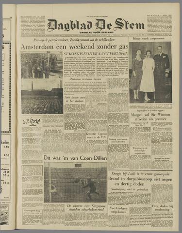 de Stem 1955-04-04