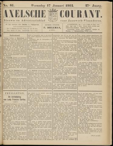 Axelsche Courant 1912-01-17