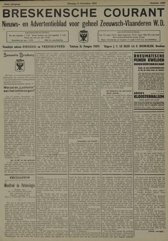 Breskensche Courant 1935-11-12