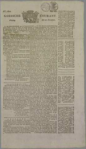 Goessche Courant 1822-12-20