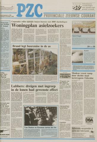 Provinciale Zeeuwse Courant 1993-11-06