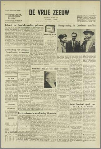 de Vrije Zeeuw 1963-04-24