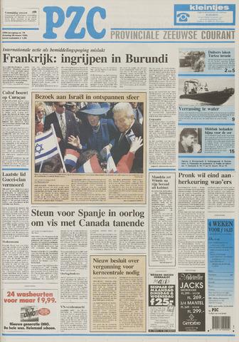 Provinciale Zeeuwse Courant 1995-03-28