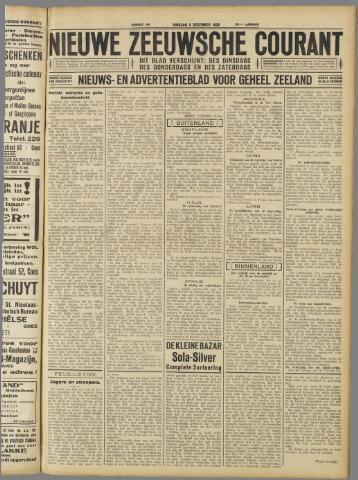 Nieuwe Zeeuwsche Courant 1933-12-05