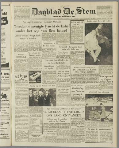 de Stem 1955-11-21