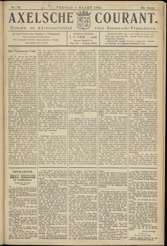 Axelsche Courant 1935-03-01