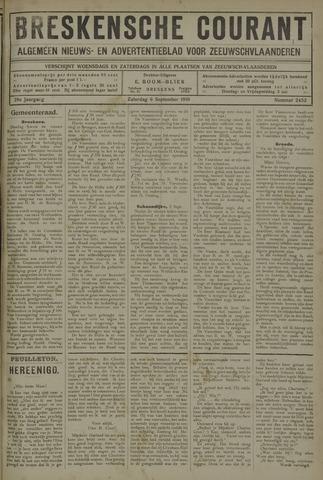 Breskensche Courant 1919-09-06