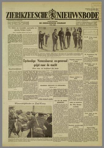 Zierikzeesche Nieuwsbode 1960-04-21
