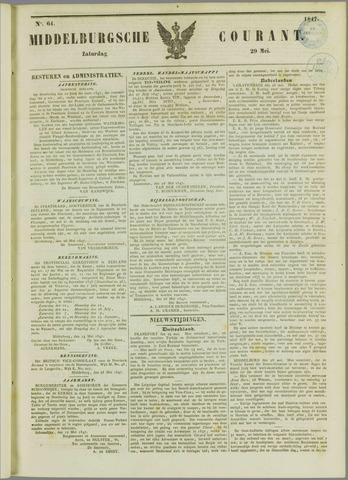 Middelburgsche Courant 1847-05-29