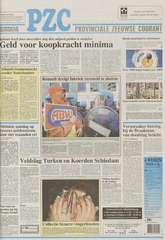 Provinciale Zeeuwse Courant 1997-04-05