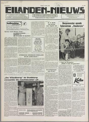 Eilanden-nieuws. Christelijk streekblad op gereformeerde grondslag 1980-10-17