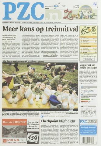 Provinciale Zeeuwse Courant 2008-07-17