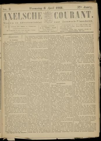 Axelsche Courant 1921-04-06