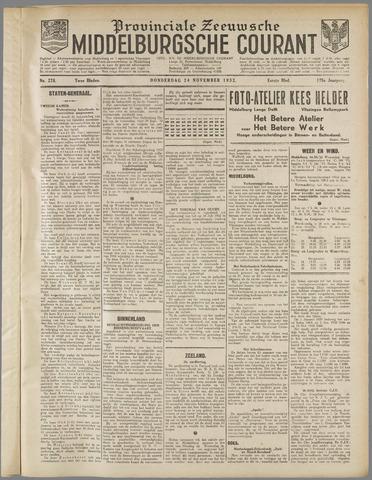 Middelburgsche Courant 1932-11-24