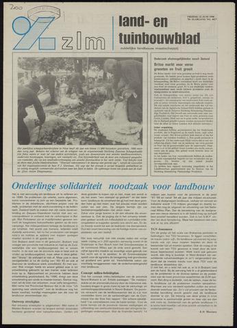 Zeeuwsch landbouwblad ... ZLM land- en tuinbouwblad 1990-06-22