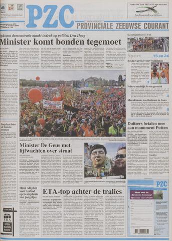Provinciale Zeeuwse Courant 2004-10-04