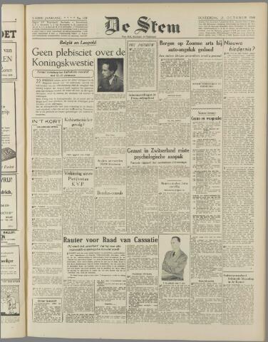 de Stem 1948-10-21