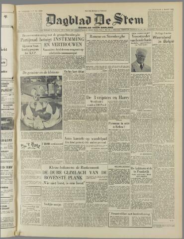 de Stem 1952-03-01