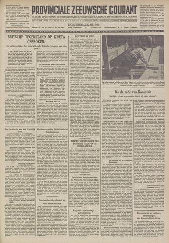 Provinciale Zeeuwse Courant 1941-05-29