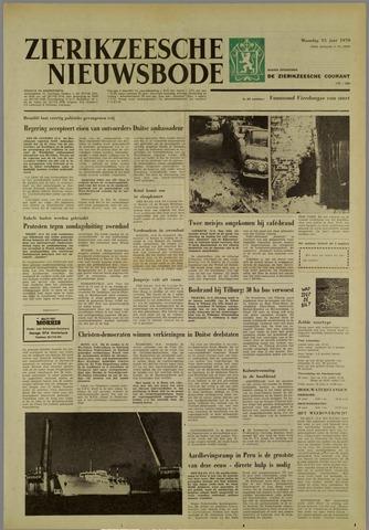 Zierikzeesche Nieuwsbode 1970-06-15
