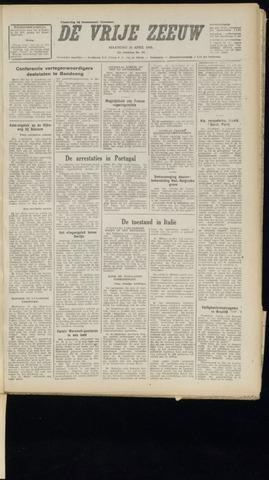 de Vrije Zeeuw 1948-04-26