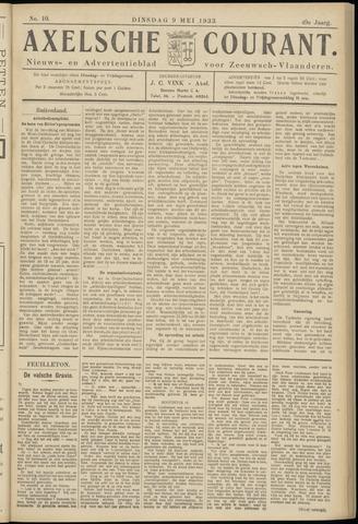 Axelsche Courant 1933-05-09