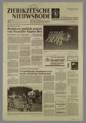 Zierikzeesche Nieuwsbode 1982-08-30
