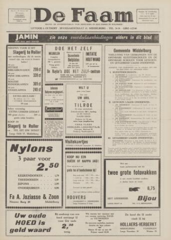de Faam en de Faam/de Vlissinger 1967-02-23