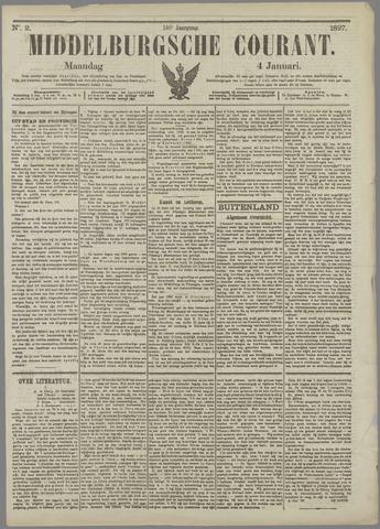 Middelburgsche Courant 1897-01-04