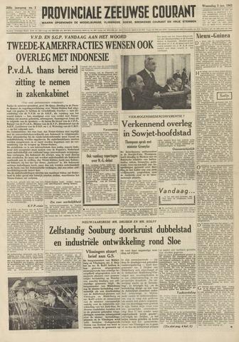 Provinciale Zeeuwse Courant 1962-01-03