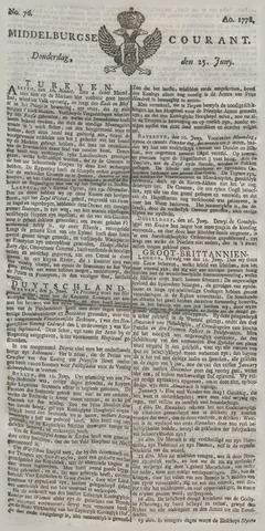 Middelburgsche Courant 1778-06-25