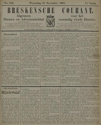Breskensche Courant 1901-11-27