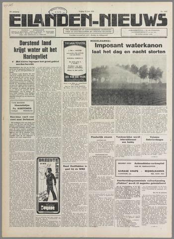 Eilanden-nieuws. Christelijk streekblad op gereformeerde grondslag 1976-06-18